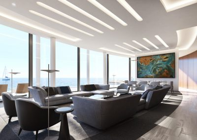 Stingray Floating House 3D visualization renderings