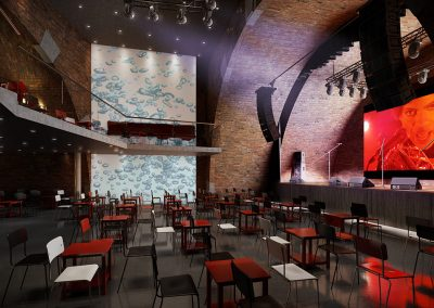 Wiener Brut Night Club Rendering