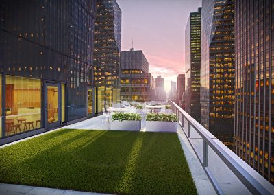 Avenue of the Americas, 6th Ave New York Rendering