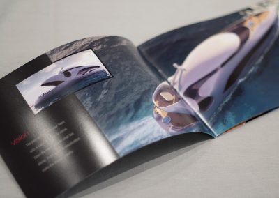 Tangram 3DS Yachts Branding and Print Services