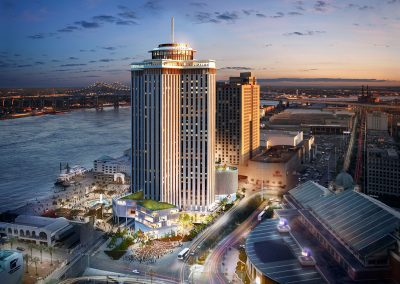 New Orleans Four Seasons Rendering