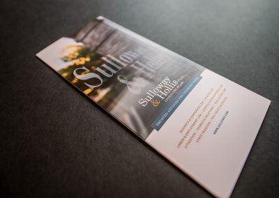 Sulloway & Hollis Branding and Print Services