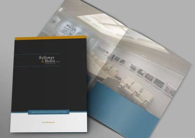 Sulloway & Hollis Print Design Services