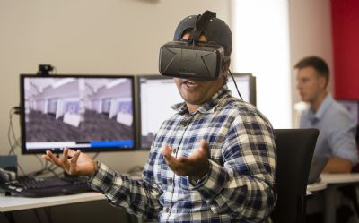VR Service Coverage in Portland Press Herald