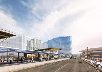 Seaport Competition Rendering