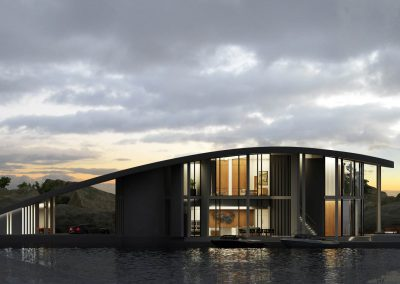 Stingray Floating House