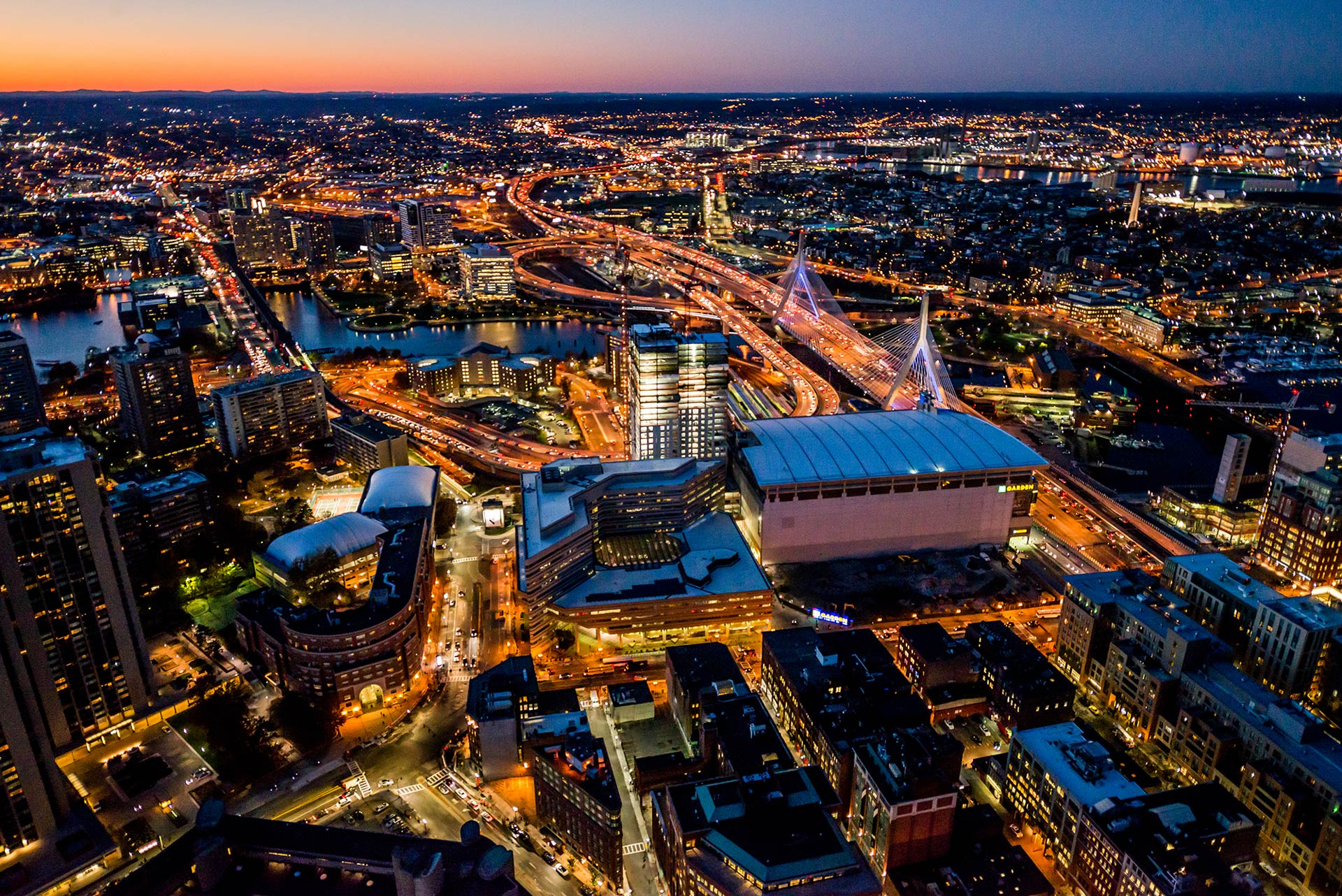 Boston Photography Services, Aerial Photography, Timelapse