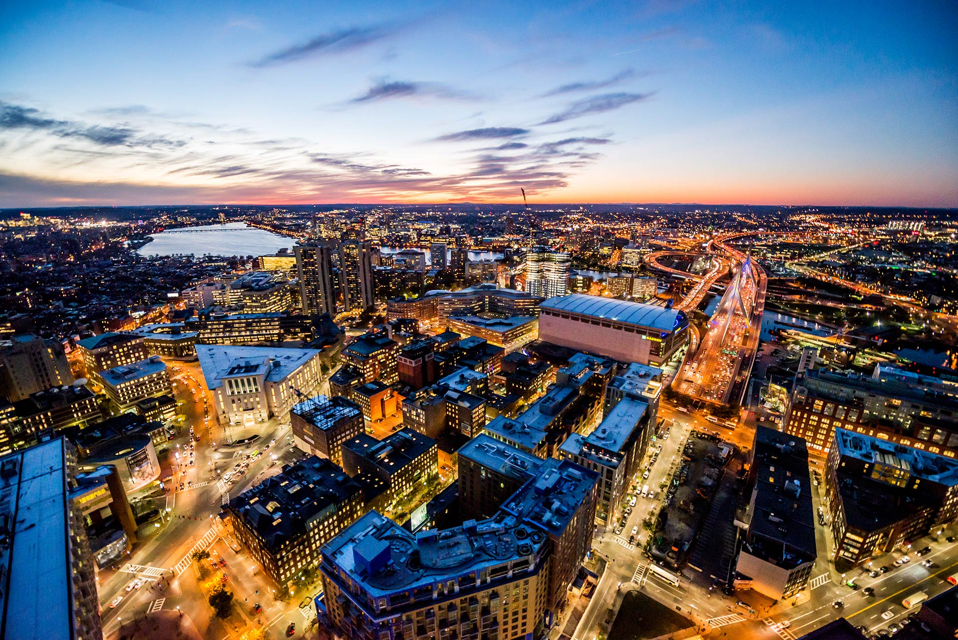 Boston Photography Services, Aerial Photography